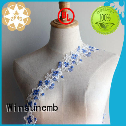 singlewave lace trim producer for DIY
