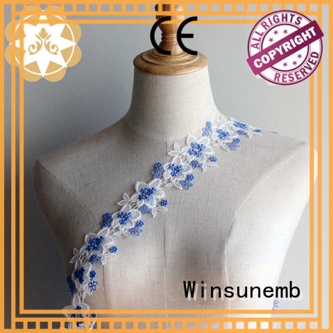 Wholesale cut stretch lace lingerie Winsunemb Brand