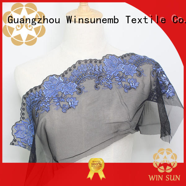 professional lace fabric vintage producer for apparel