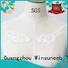 Quality Winsunemb Brand floral dress lace neckline