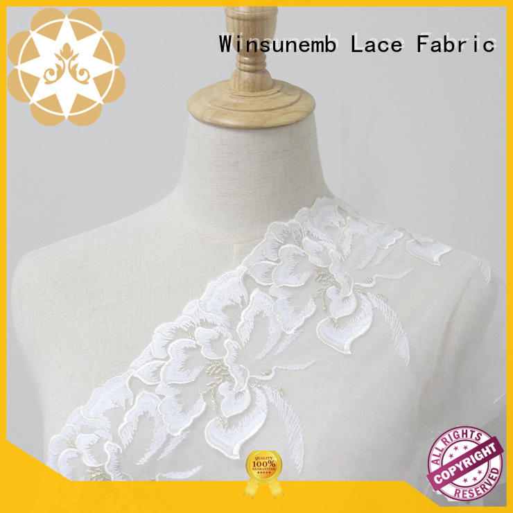 fine qualtiy stretch lace order now for fashion garment