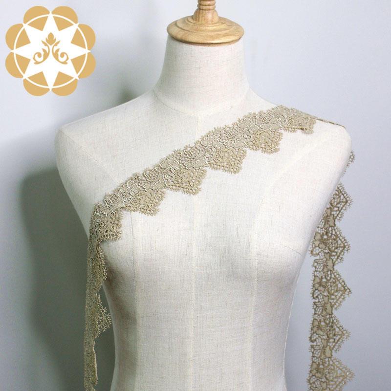 Embroidery Chemical Lace Trim Vintage  lace trim