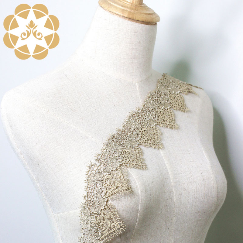 Winsunemb -Find Embroidery Cotton Lace Trim Anglaise Cotton Eyelet Lace