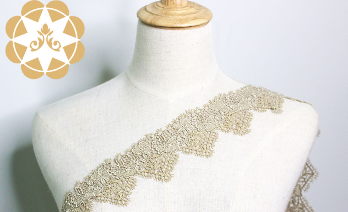 exquisite elastic laces decorative order now for bedclothes-2