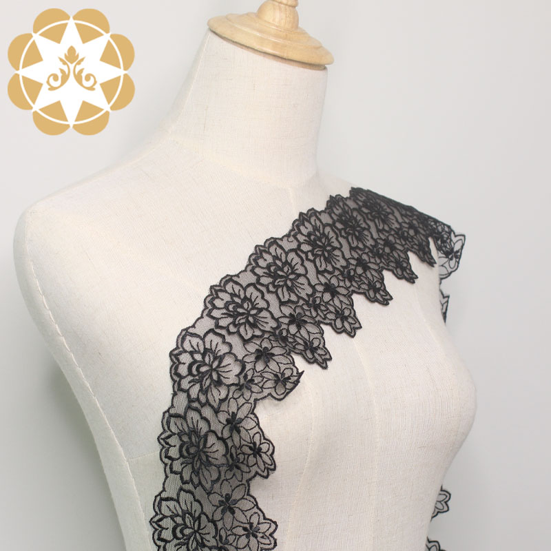 Winsunemb -Find Lace Trim Embroidered Lace Trim From Winsunemb Lace Fabric