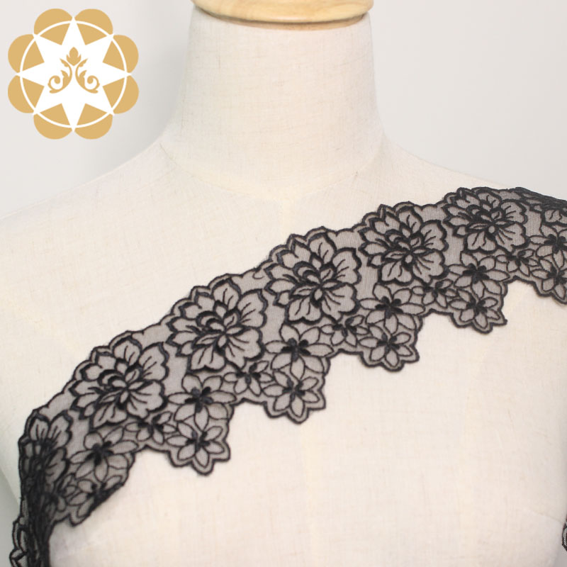 Winsunemb -Find Lace Trim Embroidered Lace Trim From Winsunemb Lace Fabric-2
