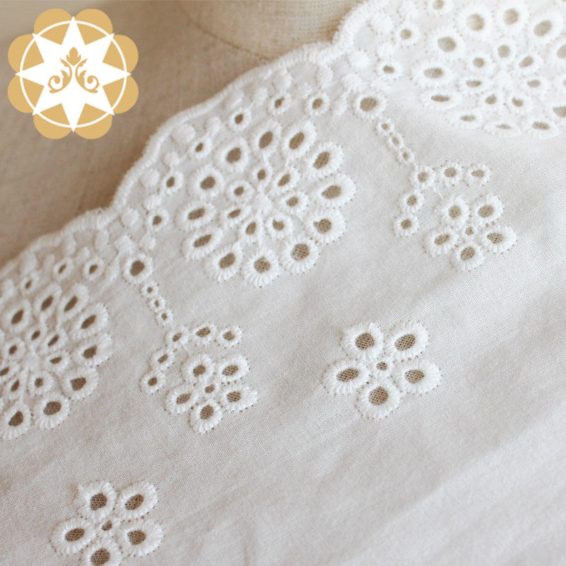Winsunemb fabric lace for sale bulk production for apparel