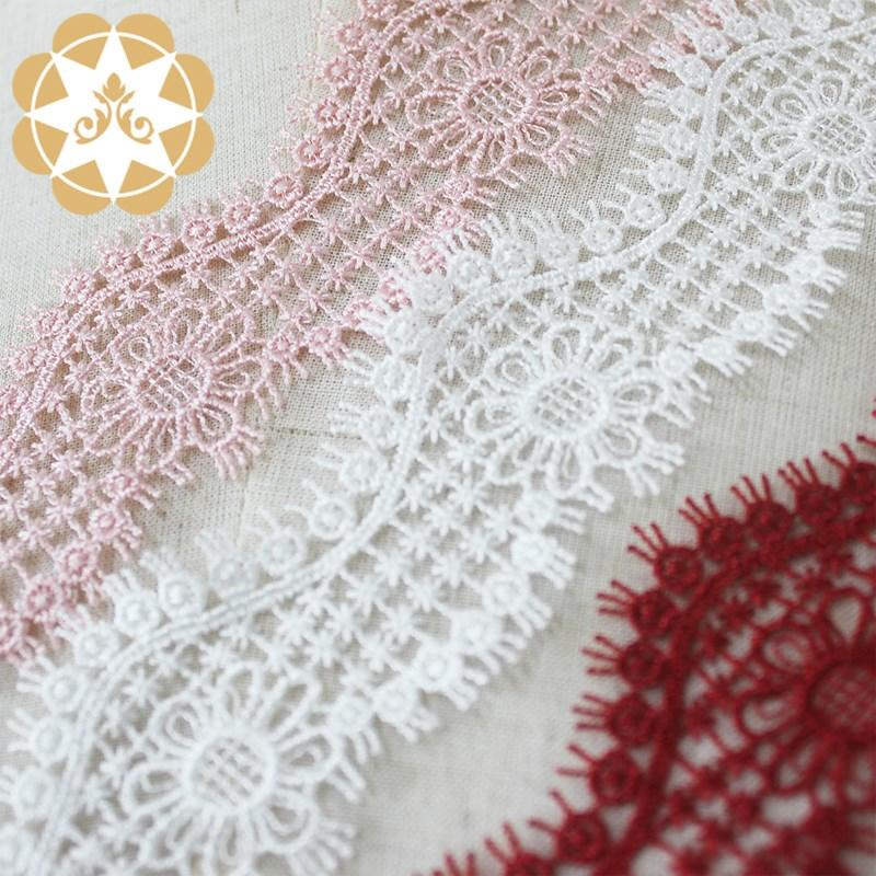 Winsunemb enchanting stretch lace fabric producer for bedclothes