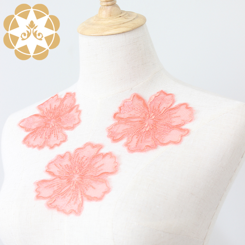attractive lace neckline embroidered directly sale for Lingerie-Winsunemb-img-1