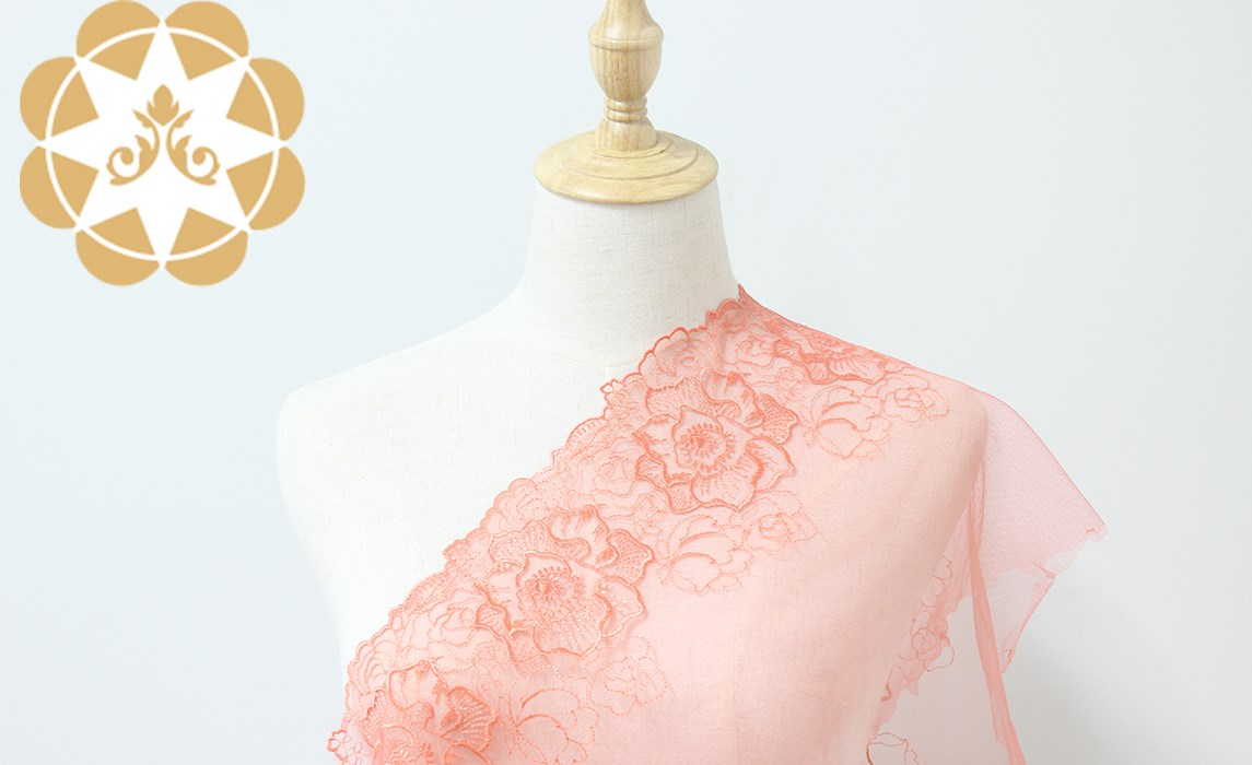 Winsunemb veil lace for sale in china for apparel-2