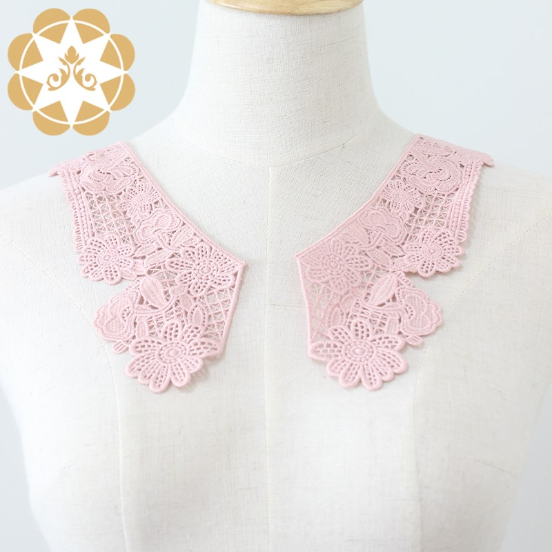 good looking embroidery lace motifgarment in china for Lingerie-5