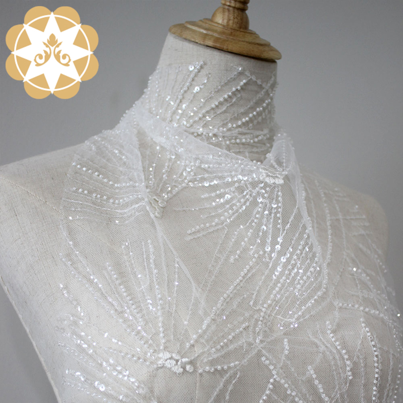 product-ivory lace love in china for apparel-Winsunemb-img
