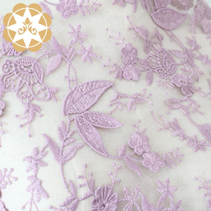 Winsunemb white lace fabric order now for apparel-Winsunemb-img-1