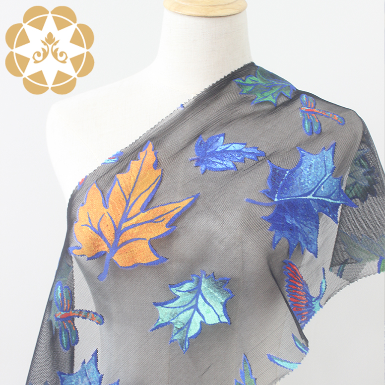 product-Winsunemb-Winsunemb gowns printed lace fabric for manufacturer for auto fabric-img