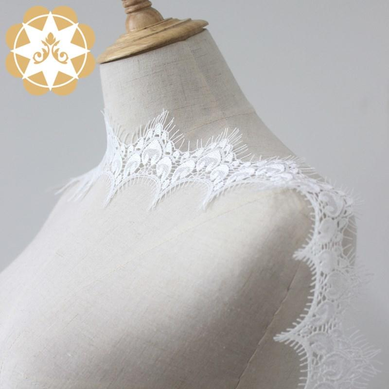 Winsunemb competitive price stretch lace trim for manufacturer for fashion garment