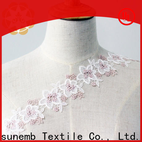 Winsunemb lace ribbon order now for DIY