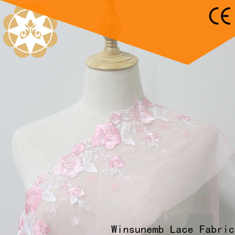 soft Embroidery Lace Trimming gifts shop now for bedclothes