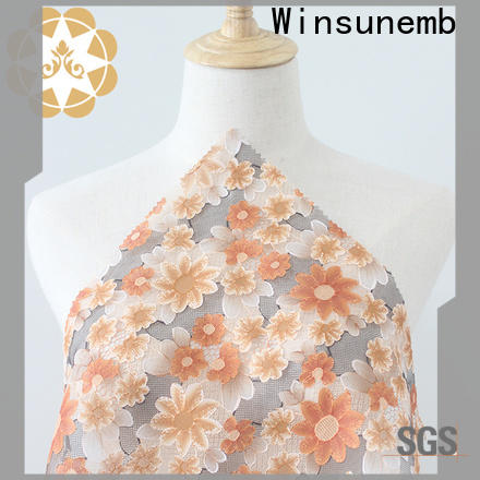 Winsunemb elegant Printed fabric for manufacturer for printed fabric