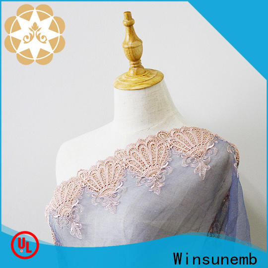 excellent luxury lace winsunemb bulk production for underwear