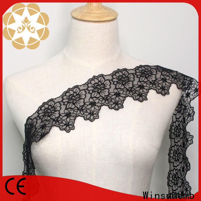 colorful Embroidery Lace Trimming gowns shop now for bedclothes