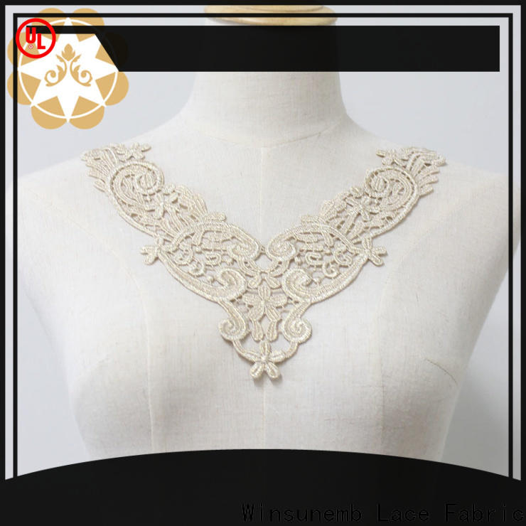 outstanding lace motif necklacel directly sale for chest corsage
