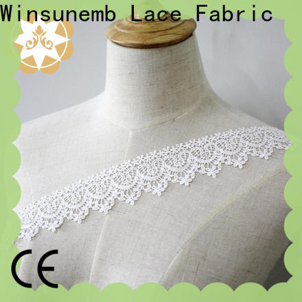 Winsunemb net lace trim by the yard order now for lingerie