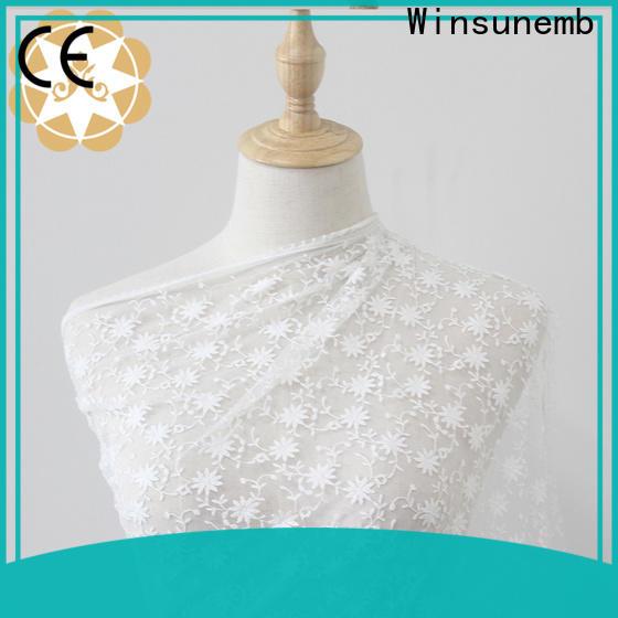 Winsunemb 18cm luxury lace in china for underwear