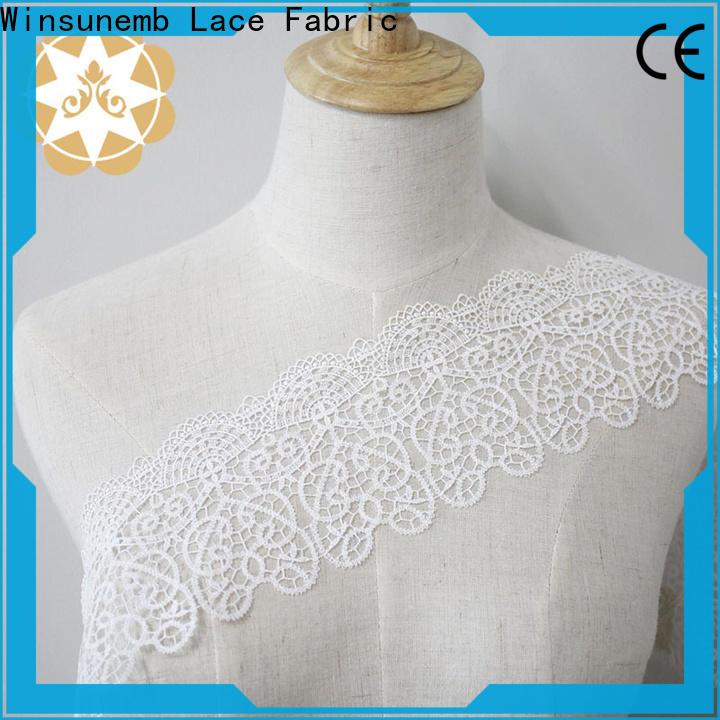 fine qualtiy stretch lace trim wedding for manufacturer for lingerie
