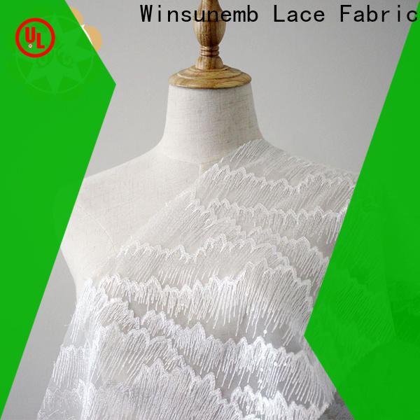durable lace fabric wholesale gowns for underwear
