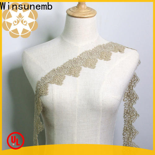 exquisite elastic laces decorative order now for bedclothes