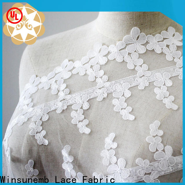 durable luxury lace women in china for apparel