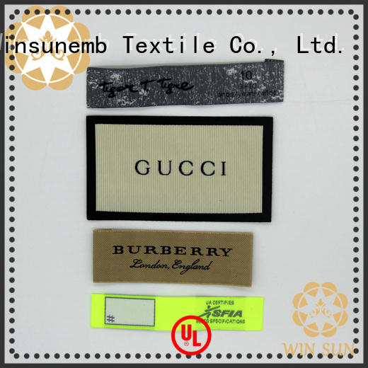 fine-quality Labels for Clothing clothes for manufacturer for clothes