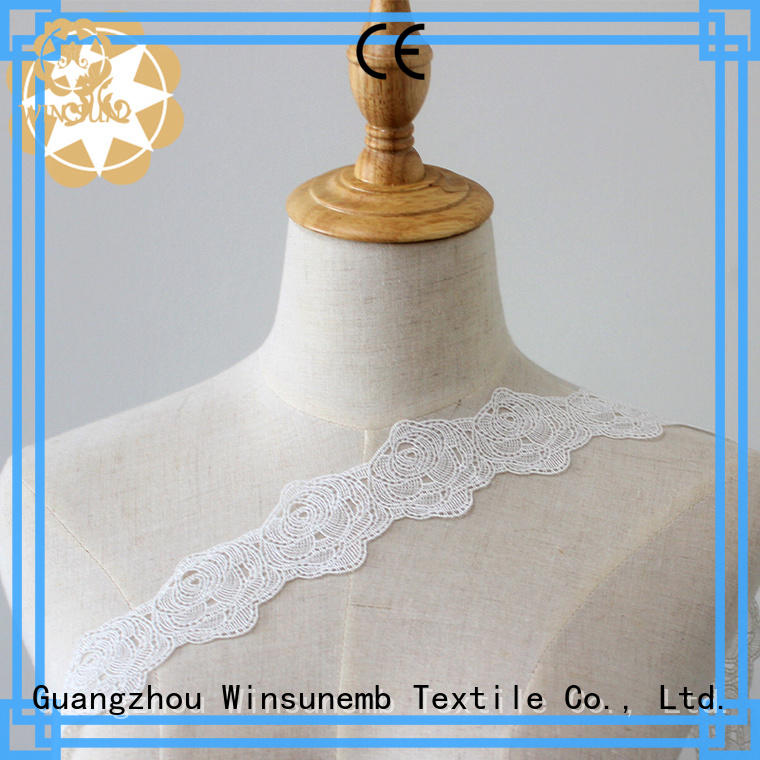 Winsunemb by stretch lace trim shop now for fashion garment
