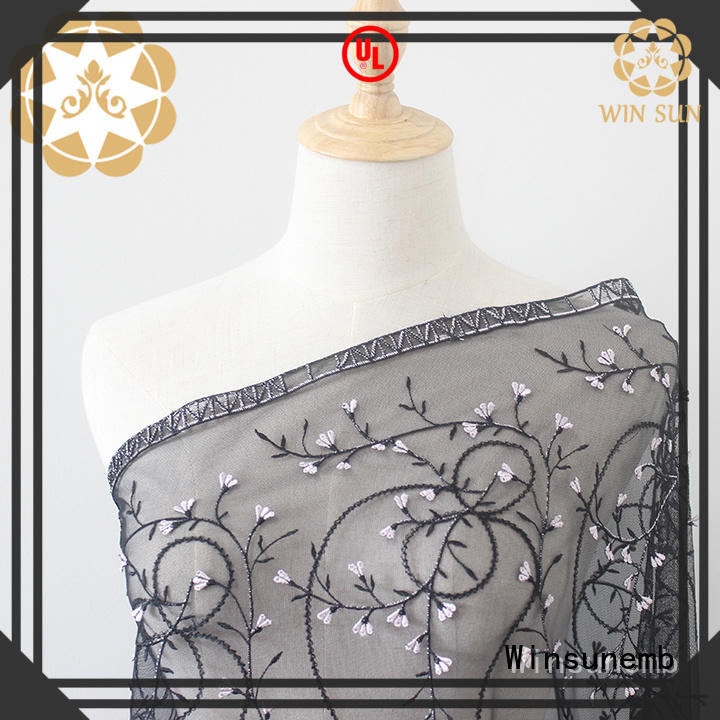 Winsunemb elegant lace by the yard order now for underwear