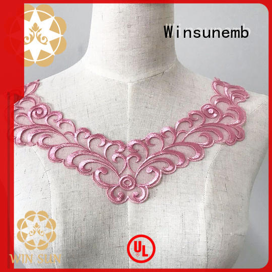 superior lace motif price in china for Lingerie