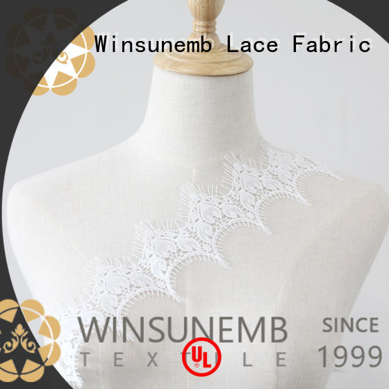 colorful stretch lace shop now for DIY Winsunemb