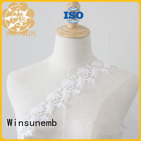 Winsunemb high-end elastic laces in china for DIY