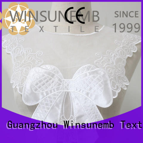 sexy lace motif or for DIY Winsunemb