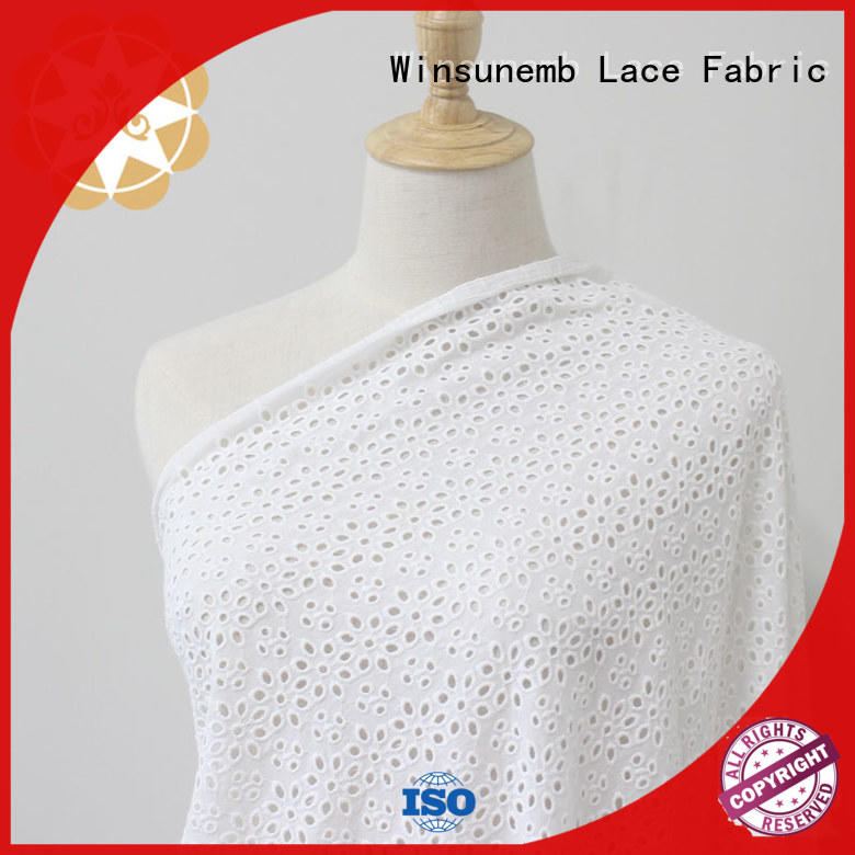 red lace fabric crown french Winsunemb Brand