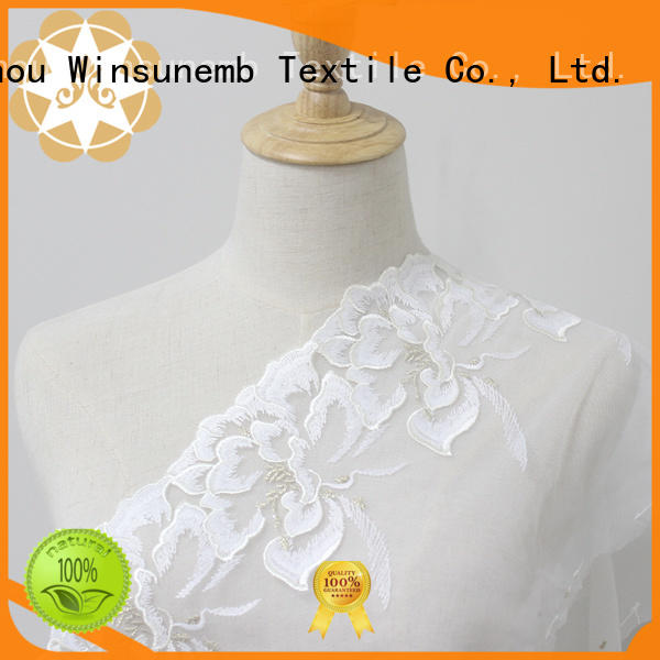 Winsunemb competitive price lace ribbon shop now for lingerie
