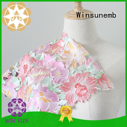Winsunemb soft print your own fabric many for table cloth