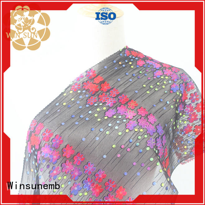 colorful Printed fabric 3d wholesale for table cloth