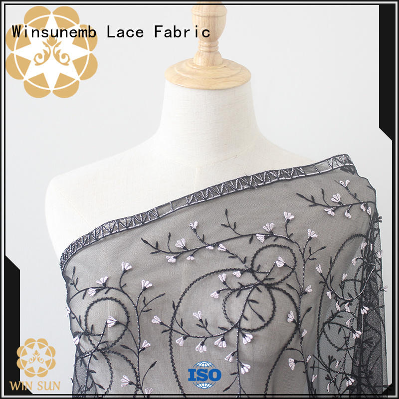 bridal lace by the yard bright bulk production for underwear