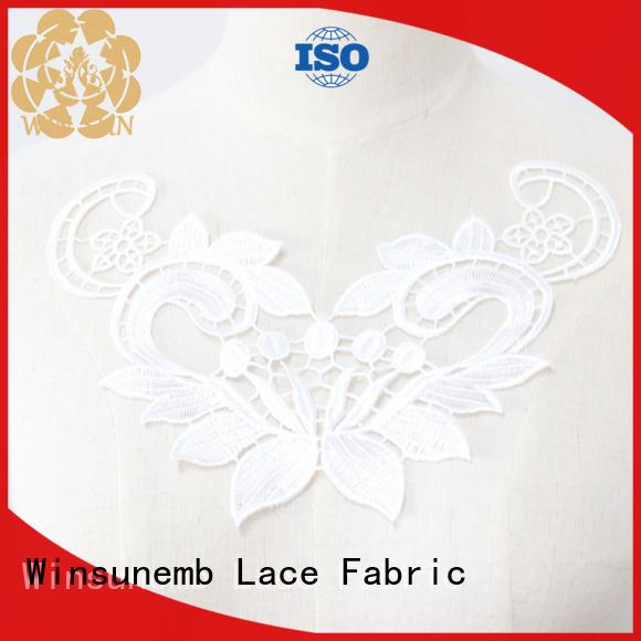good looking lace motif net wholesale for DIY