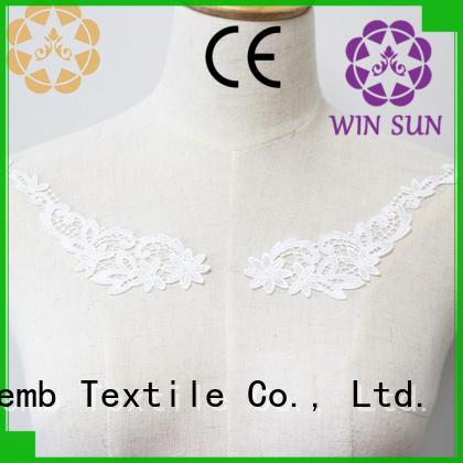 outstanding lace motif bulk production for DIY