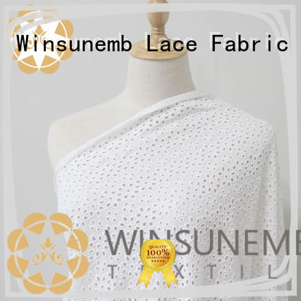 outfit lace fabric wholesale order now for underwear Winsunemb