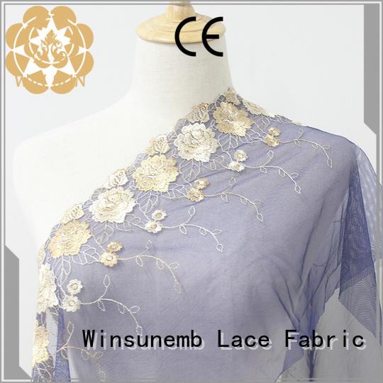 Winsunemb soft lace ribbon order now for lingerie