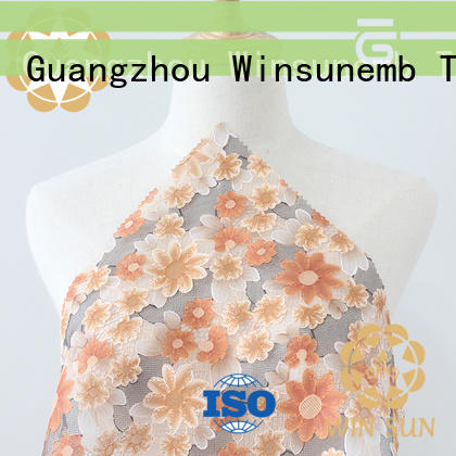 fashion design Printed fabric dragonflies directly sale for cloth