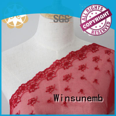 ripples lace fabric online for manufacturer for underwear Winsunemb
