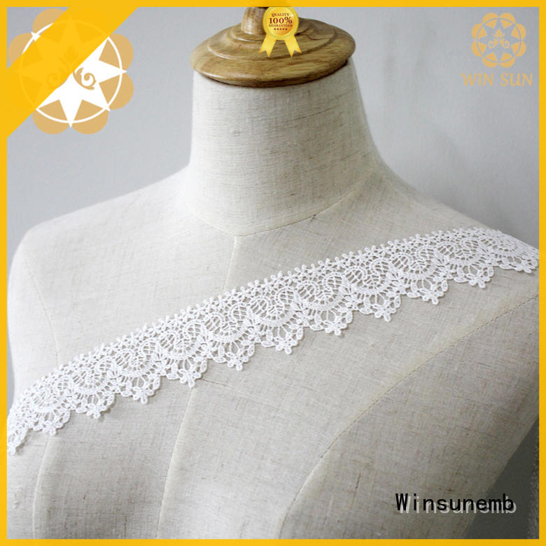 Winsunemb 9cm lace ribbon producer for bedclothes